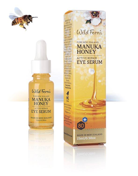 wildferns manuka honey eye serum