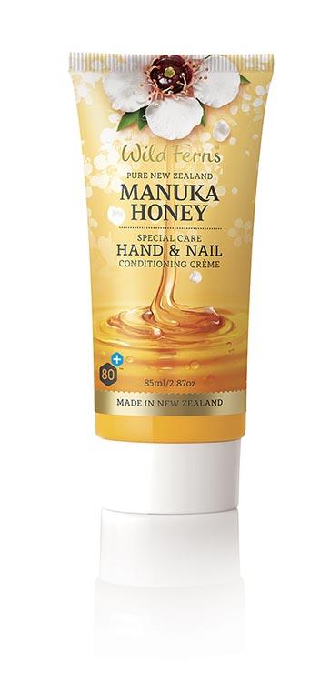Wildferns Manuka Honey Hand and nail conditioner