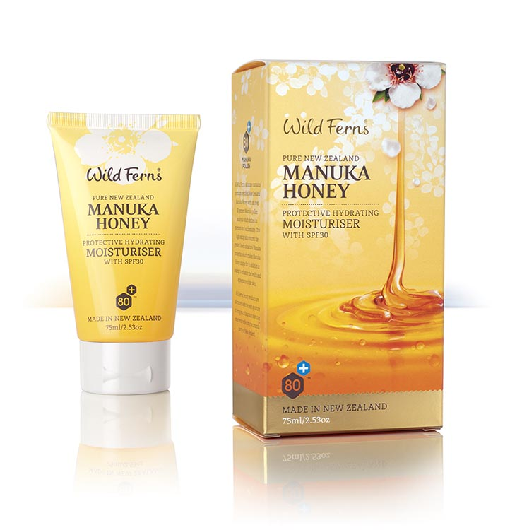 Manuka Honey Protective Hydrating Moisturiser with SPF30