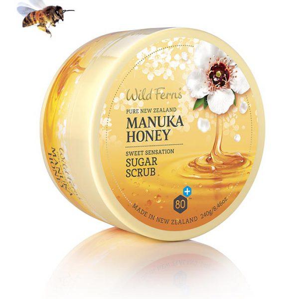 Manuka Honey Sugar Scrub