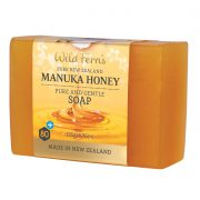 Manuka Honey Pure and Gentle Soap 135g สบู่มานูก้าฮันนี่เพียวร์แอนด์เจนเทิล
