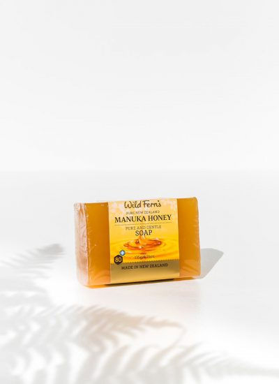 WILD FERNS MANUKA HONEY SOAP 135g